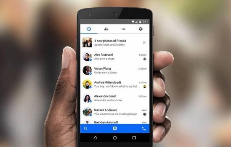 Facebook registra 1,3 bilhão de usuários mensais no Messenger
