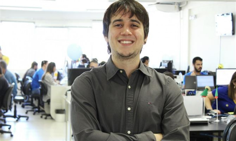 Startup acelera check-in