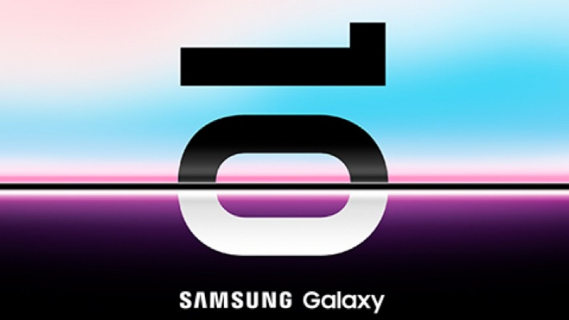 Galaxy S10 em fevereiro