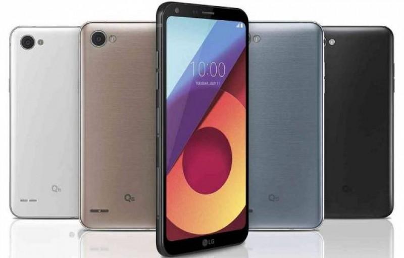 LG lança dois smartphones no Brasil com reconhecimento facial